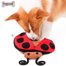 七星瓢蟲藏食玩具(22x27x8.5公分)(狗玩具)