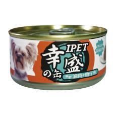 狗罐 滷肉系列 110克【滷肉 + 吻仔魚】(24入)(狗副食罐頭)(整箱罐罐)