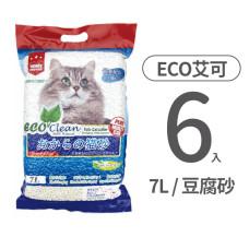 豆腐貓砂 原味7L (6入)