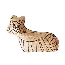 可愛貓薄荷包 貓咪(12*7*2公分)(貓玩具)
