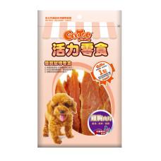 雞胸肉片115克(狗零食)
