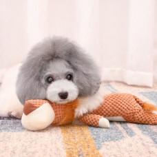 獅子(28公分)(狗玩具)
