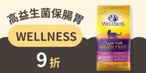 WELLNESS9折