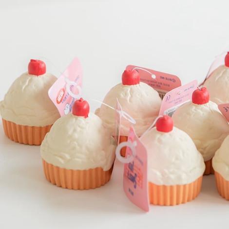乳膠玩具 杯子蛋糕(5*6公分)(狗玩具),bd_禮物,PD_禮物_85折,CSS_買狗玩具_送NPIC試吃包