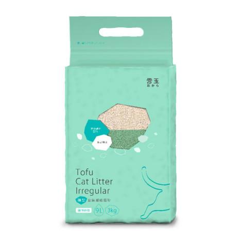 礦型凝結豆腐砂 9L 原味(6入),CSS_貓砂滿388折30
