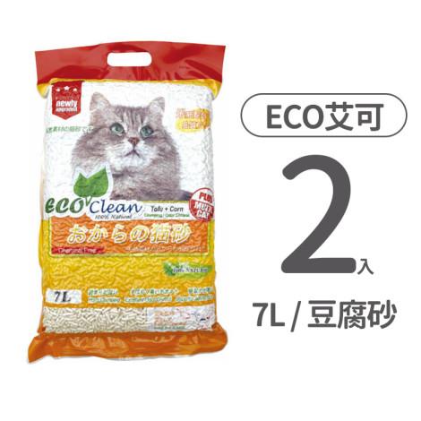 豆腐貓砂 玉米7L (2入),CSS_貓砂滿388折30