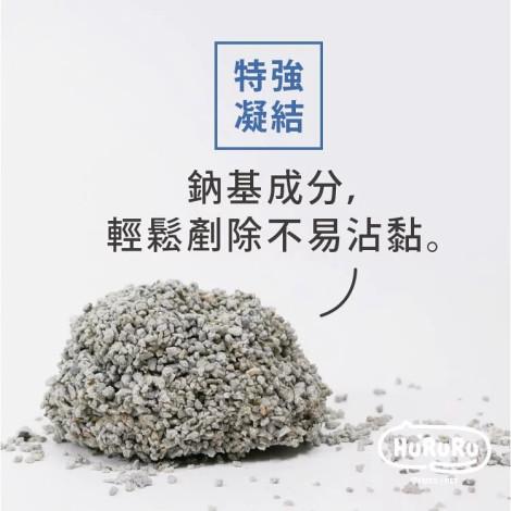 無塵天然鈉基礦砂 強效除臭X超強凝結(6入)