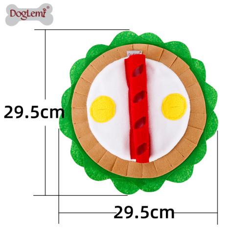 薄捲餅嗅聞訓狗玩具(29.5x29.5公分)(狗玩具),CSS_新品,bd_新品_20210915