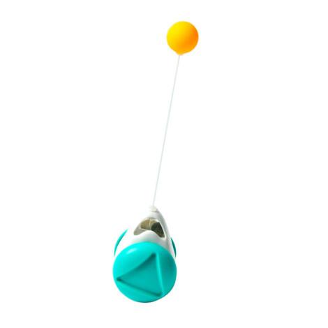 平衡車貓玩具/貓用 藍(5.7*24公分),bd_新品,CSS_新品,bd_其他逗貓玩具