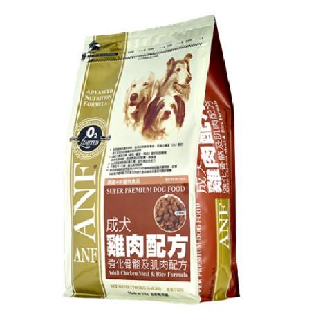 成犬雞肉(小顆粒)3公斤(新) (狗飼料)