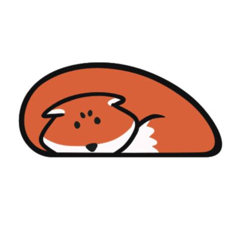 睡覺小動物貓抓板 小紅福貓抓板(45*21*20公分)(貓抓板),CSS_新品,bd_新品_20210629