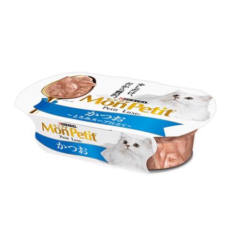 珍饌餐盒 57克【嚴選鮮味鰹魚 】(1入)(貓副食餐盒),package:盒,age:全齡,flavor:魚,firstIngredient:魚鮮肉