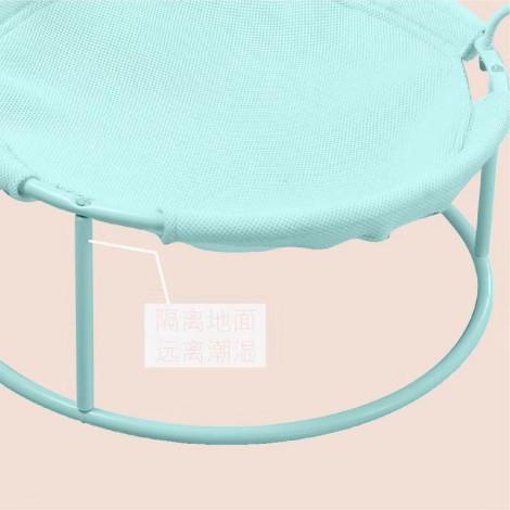 毛毛蟲躺椅 淺綠色款 (45*45*40公分),CSS_秋冬床窩,PD_床窩現折30,bd_床窩_5kg以下