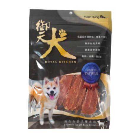 純素材 蜜汁起司雞腿肉片125克 (狗零食),PD_量販肉乾_3包399