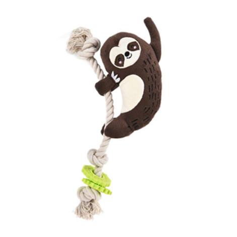 原始森林 樹懶(14*15公分)(狗玩具),bd_熱銷