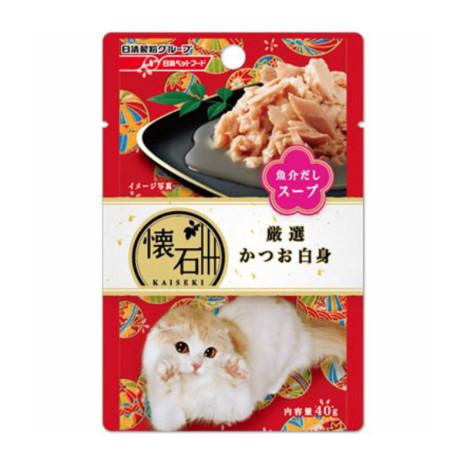 懷石海鮮湯餐包40克【鰹魚】(12入)(貓副食餐包),bd_新品,CSS_新品