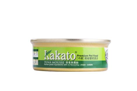 卡格慕絲 40克【鮪魚】(6入) (犬貓副食餐罐),package:罐