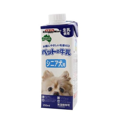 澳洲犬用牛奶 250ml 老犬用 (狗零食),零食:牛奶,bd_補水食品,bd_202104寵物展_特殺,bd_快閃特殺_0422
