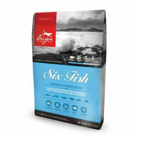 (即期)六種鮮魚 犬11.4公斤(狗飼料)(效期2021.11.01),CSS_出清,bd_即期飼料