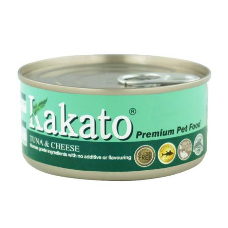 卡格餐食罐170克【鮪魚、起司】(24入)(貓狗副食罐頭)(整箱罐罐),bd_新品,CSS_新品