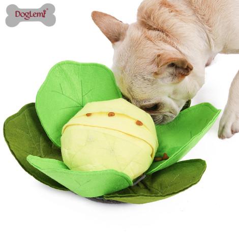 捲心菜嗅聞訓狗玩具(32x32公分)(狗玩具),CSS_新品,bd_新品_20210915