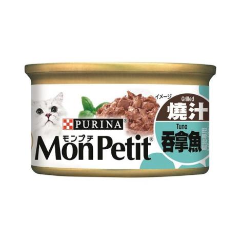 美國經典主食罐85克【香烤鮮鮪】(1入)(貓主食罐頭),package:罐