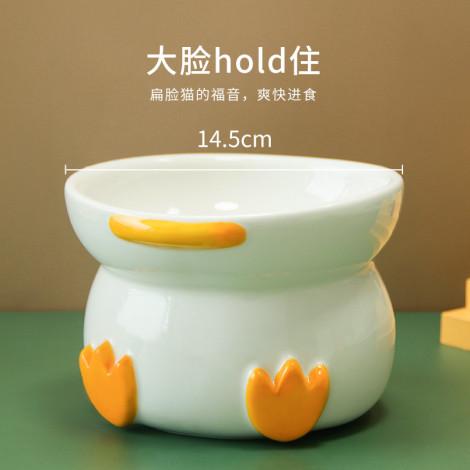 沖沖鴨陶瓷碗 ,CSS_新品,bd_新品_20210629